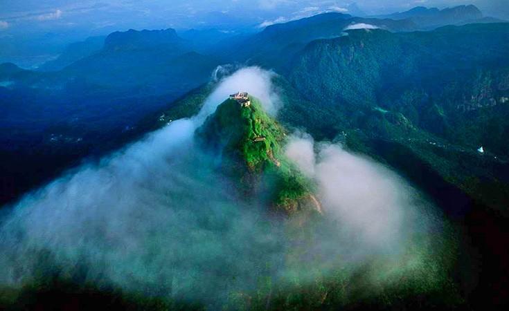 Adamov vrh na Šri Lanci