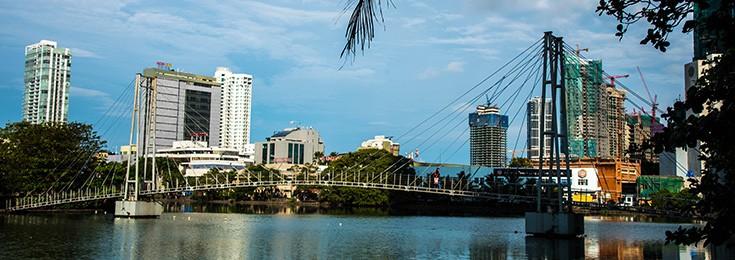 Kolombo glavni grad Šri Lanke