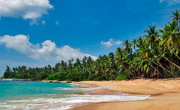 Trincomalee plaža i Golublje ostrvo