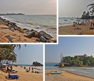 Plaže Šri Lanke