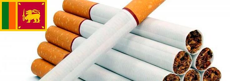 Cigarette prices in Sri Lanka