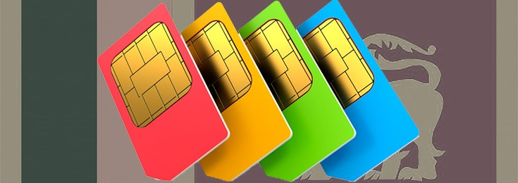 Internet and sim cards in Sri Lanka