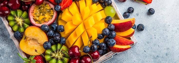 Tropical fruits from Sri Lanka