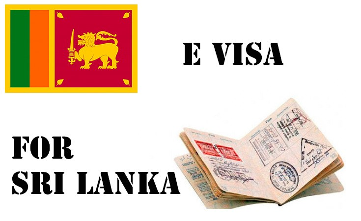 Visa process for Sri Lanka