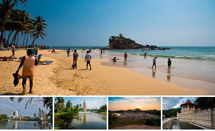 What to visit in Sri Lanka
