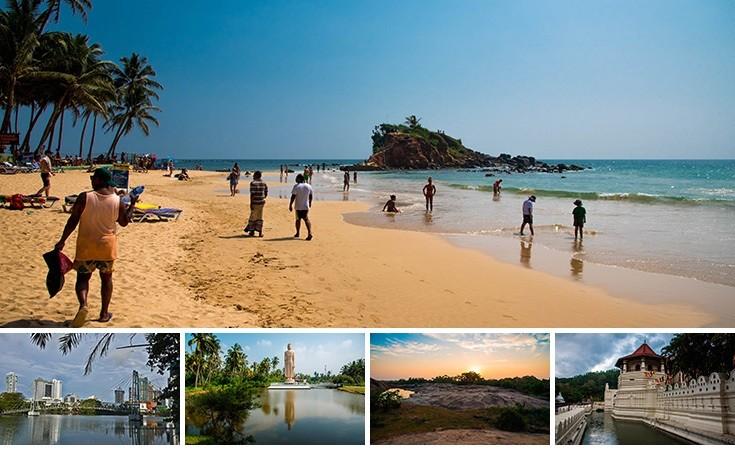 Šta posetiti na Šri Lanci