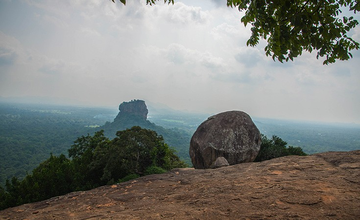 Pidurangala Cave and Rock Temple