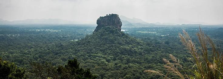 Sigiriya Lavlja stena na Šri Lanci