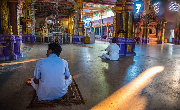 Temple Arulmihu Srimuthumariamman Thevasthanam