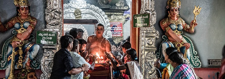 Arulmihu Srimuthumariamman Thevasthanam hram