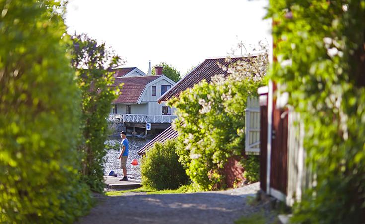 Vaxholm ostrvo