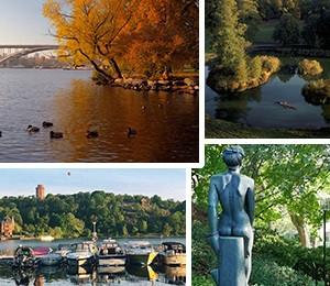 Parks in Stockholm
