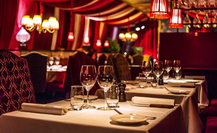 Restoran Brasserie Le Rouge