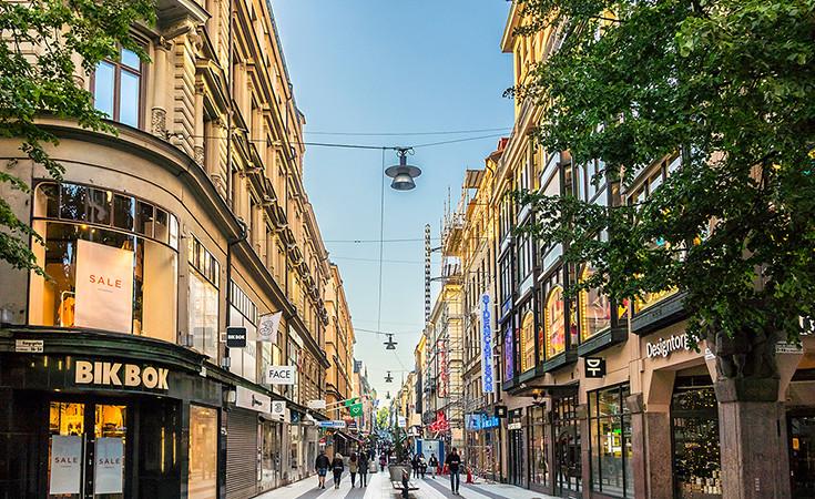 Drottninggatan ulica