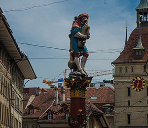 Istorija Berna