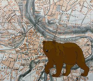 Mapa Berna