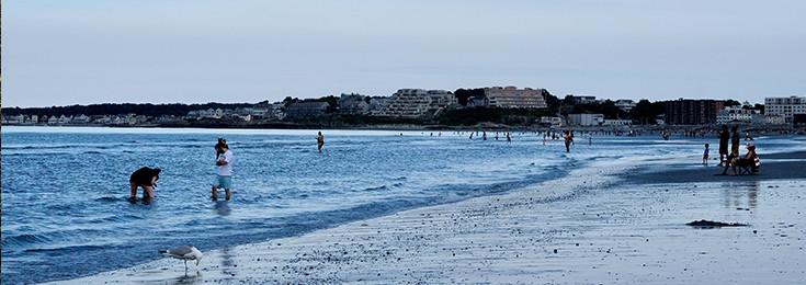 Nantasket plaža