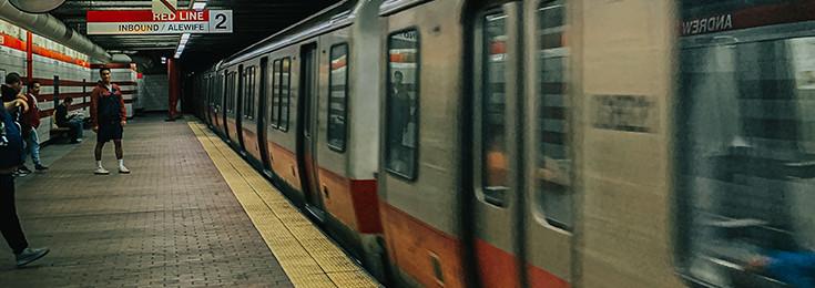 Metro u Bostonu