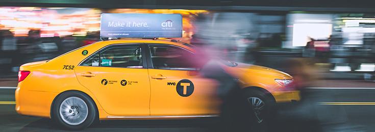 Taksi u Bostonu