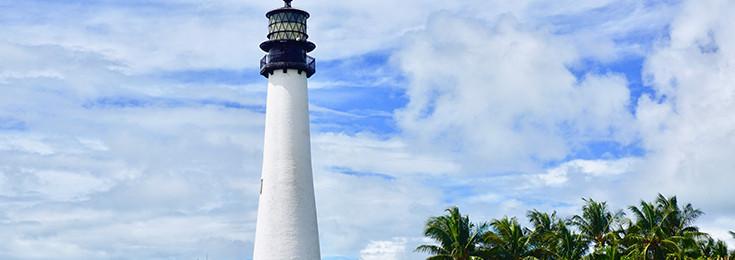 Plaža i svetionik Cape Florida