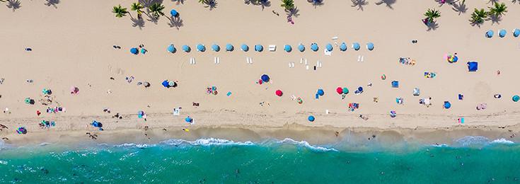 Plaža Fort Lauderdale