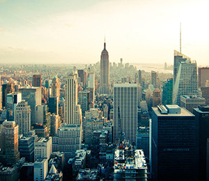 Istorija Njujorka
