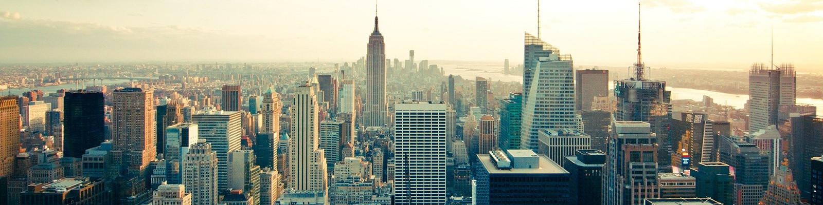 History of New York