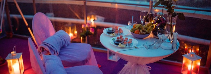 5 Must-See Kiev Restaurants to Have a Date At